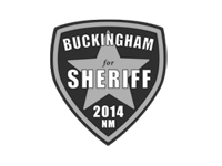 Buckingham for Sheriff